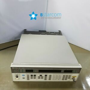 Hp 8657b Synthesized Signal Generator 100 Khz To 2060 Mhz