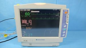Nihon Kohden Life Scope Bsm 5136a Anesthesia Agent Gas Co2 Patient Monitor