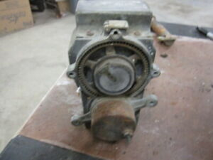 Antique Aero Magneto Model For Parts Only