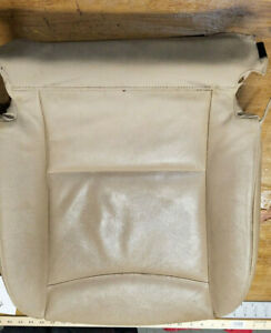 2010 Bmw 328xi E90 Front Left Driver Seat Lower Bottom Bucket Cushion Oem
