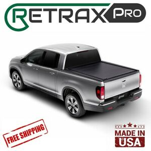 Retraxpro Mx Retractable Bed Cover For 2017 2019 Honda Ridgeline
