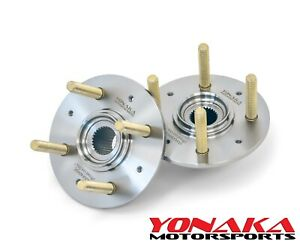 Yonaka 36mm Wheel Hub Kit 92 00 Civic 262mm Brake Rotor 94 01 Integra K20 Swap