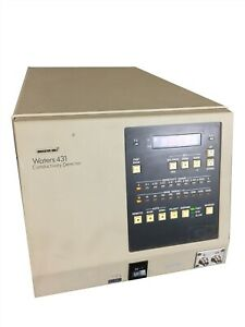 Waters 431 High Performance Liquid Chromatography App Conductivity Detector