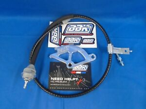 Bbk Performance 1505 Clutch Quadrant And Cable Kit Fits 79 95 Capri Mustang