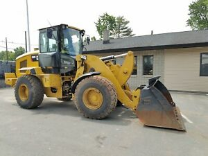 2015 Caterpillar Cat 938m Wheel Loader With Bucket Only 1975 Hours