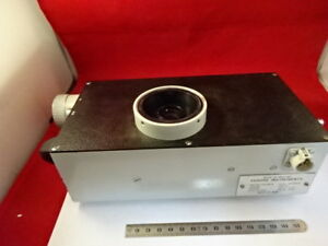 Vickers England Photoplan Head Focusing Optics Microscope Part As Is 90 b 51