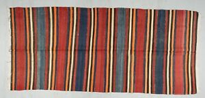 4 56 X 10 04 Kilim Rug Caucasian Old Fast Shipment With Ups 111