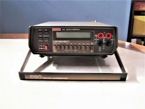 Keithley Model 580 Micro ohmmeter