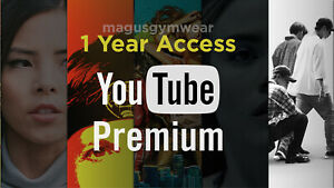 Youtube Premium 12 Months Access W Free Youtube Music