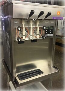 Stoelting F131 Soft Serve Ice Cream frozen Yogurt Machine W Warranty