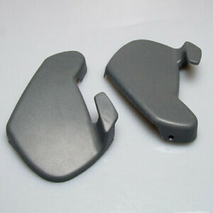 New 84 88 Pontiac Fiero Seat Mechanism Covers Pair