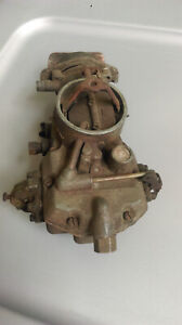 1968 Ford Autolite 1100 1v Carburetor