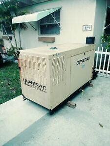 Generator 45kw Generator 3 Phase Natural Gas 120 208v