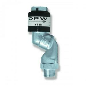 Opw 66sb 7575 3 4 X 3 4 Swivel Breakaway Connector qty 2