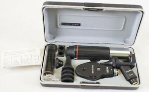 Keeler Tycos Diagnostic Set Otoscope Ophthalmoscope With Specula Holder