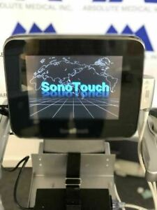Chison Sonotouch 30 Touch Screen Portable Ultrasound Machine probes Available