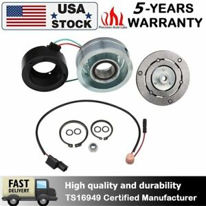 Ac Compressor Clutch Kit Honda Civic 1 8 L 2006 2007 2008 2009 2010 2011 A C Us