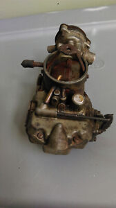 1965 Ford 240 Engine 1100 1v Carburetor Autolite