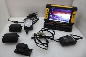 Trimble Yuma Windows 7 With Docking Station Batteries