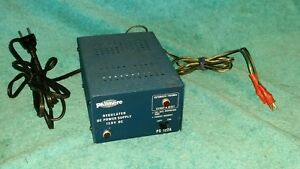 Philmore Ps122a 13 8v Regulated Dc Power Supply 13 8 Volts 3 3 Amps
