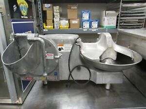 Hobart 84186 Buffalo Bowl Chopper Cutter 115 Volt Refurbished