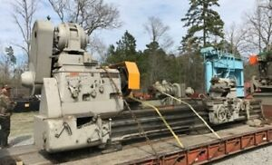Preowned Monarch Engine Lathe