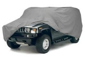 Hummer Waterproof Cover For H3 W Spare Tire Three Layer