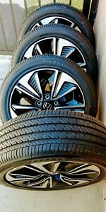 Like New 2017 Honda Civic Ex T Alloy Rims And Tires