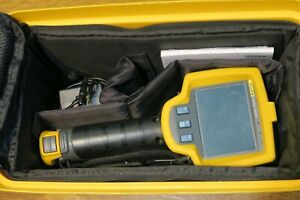 Fluke Ti32 Thermal Imager Infrared Ir Fusion Camera W Hard Case