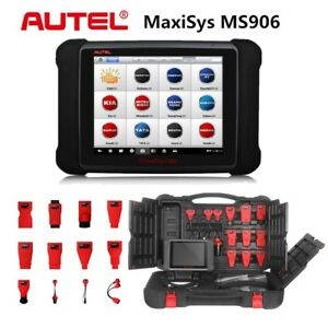 Autel Maxisys Ms906 Auto Diagnostic Scanner Code Reader Replace Maxidas Ds708