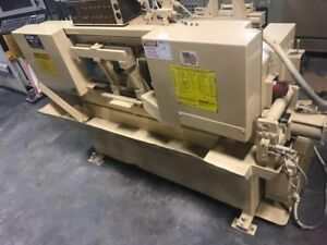 He m Horizontal Band Saw