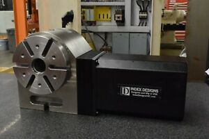 used 160mm Rotary Table cnc Index Designs Llc