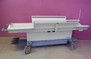 Ge Signa Hydraulic X ray Ct Imaging Mri Docking Station Patient Transport Table