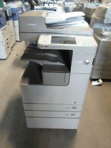 Canon Imagerunner Advance 4235 B w Copier Meter 47k Ct