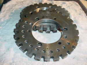 Hartford 24 Index Master Indexing Plate For A 8 Super Spacer Free Shipping