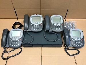 Avaya Ip Office 500 V2 8 1 4 Line Business Phone System Essential Voicemail 5420