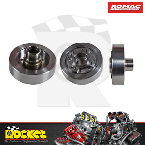 Romac Performance Harmonic Balancer Ford 302 351c W Blower Ro0204sa B