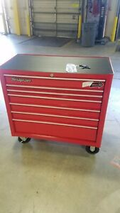 Brand New Snap On Tool Box Kra4107d 7 Drawer Red