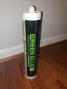 Green Glue Noiseproofing And Damping Compound 6 Tubes