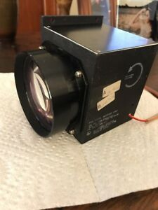 Japan Aviation Electronics Polygon Motor Unit Laser Scanner Fng 510010 0b00