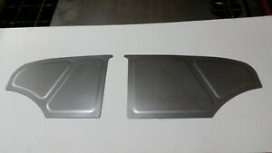 61 64 Ford F100 Truck Firewall Filler Panel Set With lolo Bead Roll Design