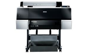 Epson Stylus Pro 7900 Printer 24 inch With Spectroproofer By X rite
