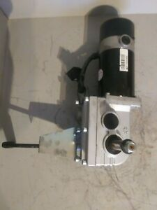 Dc Electric Wheelchair Motor With Bracket M1p 70600409 20070521