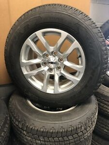 New Take Off 2019 Chevy Silverado Suburban Tahoe 18 Wheels And Tires