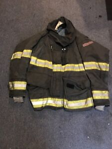 Globe G Xtreme Bunker Gear Jacket Turnout Gear Size 50