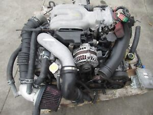 Jdm Mazda Rx7 Fd3s 13b tt Twin Turbo Engine 13btt Engine 1 3l Rotary Motor 13bt