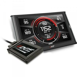 Edge Juice With Attitude Cts2 Monitor For 2007 5 2012 Dodge 6 7l Cummins 31505