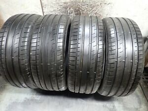 4 225 55 16 95w Continental Extreme Contact Dw Tires 7 7 5 32 2114