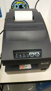 Epson tm h6000iii pos receipt Validation printer mode M147h Usb Interface