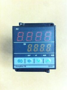 Cd101 Digital Pid Temperature Controller K Thermocouple Fast Us Ship 5 10